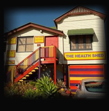 The Health Shed, Paddington