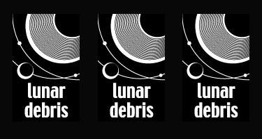 lunar debris logo